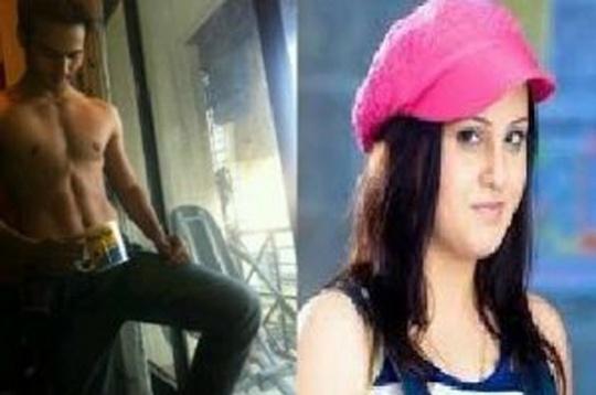 Ravi Bhatia & Aditti Chopra in Valentine's Spl CID