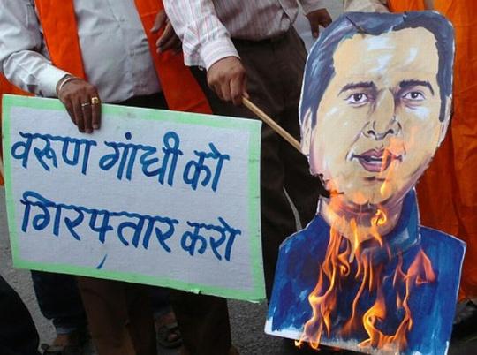 Varun Gandhi Acquited in Hate Speech Case