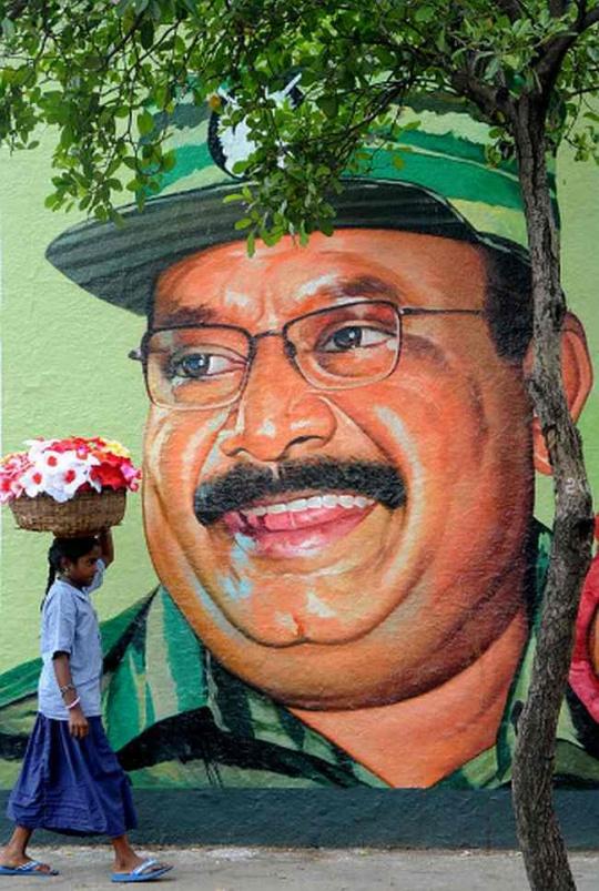 Cold-Blood Murder: How LTTE Leader's Son Was Shot Dead