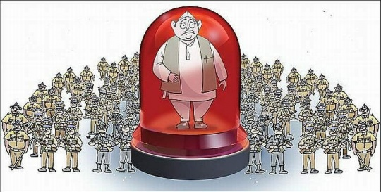 Uttar Pradesh Spends Rs.120 cr to Protect VIPs