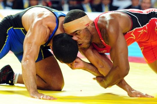 Wrestling Brings US, Iran Together?