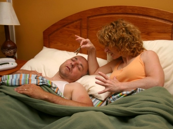 Snoring Gateway To Greater Heart Risks?