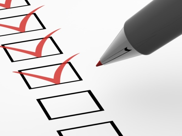 Checklists May Help Avoid Surgery Oversights: Study