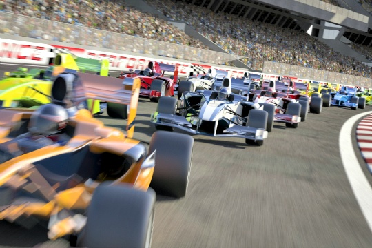 'Russian Grand Prix to be Held in 2014'