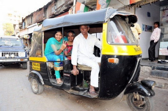 Impossible is Nothing! Auto-Rickshaw Drivers Daughter Tops CA Exam