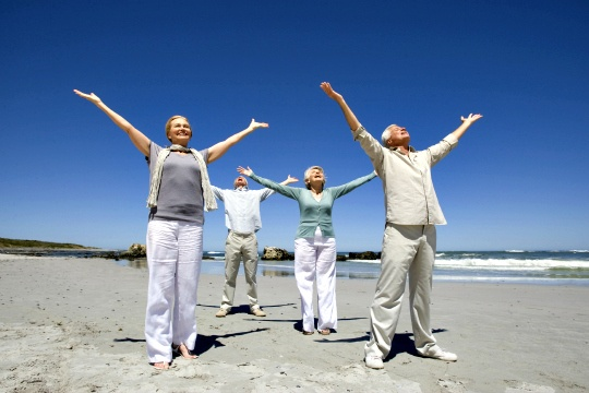 Active People Likelier to Live Longer