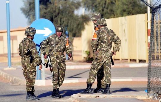 Algeria Faces Flak Over Rescue Tactics