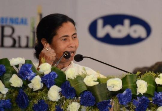 At Business Summit, Mamata Banerjee Makes Investors Sing