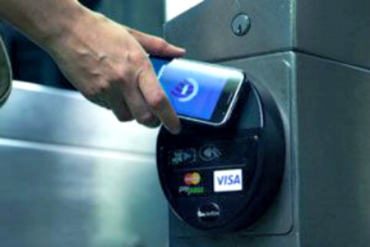Pay Using Android Phone Card Reader