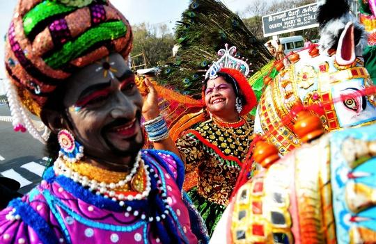 Delhi Tableau to Project City as Cultural Hub