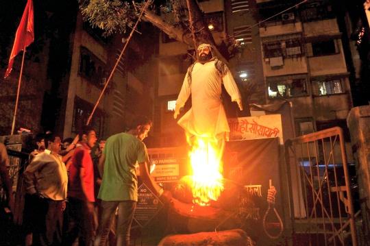 Digvijaya for Early Hanging of Afzal Guru