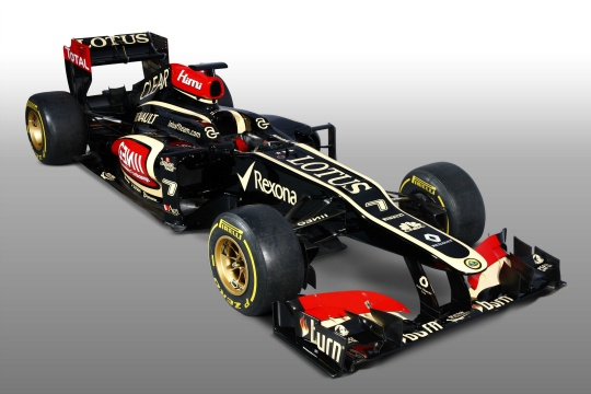 Formula One: Lotus Eye Top Three Finish