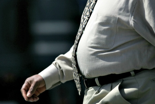 How Belly Fat Differs from Thigh's