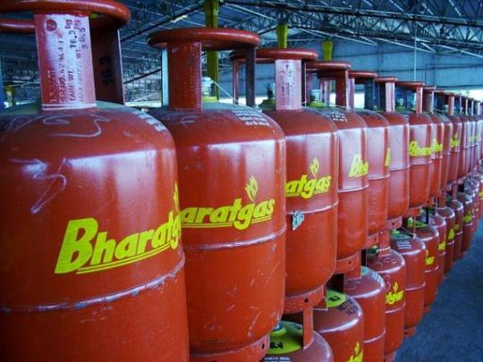 LPG Cylinder Cap Raised to 9; oil cos Free to Hike Diesel Price