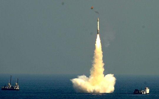 K15 missile
