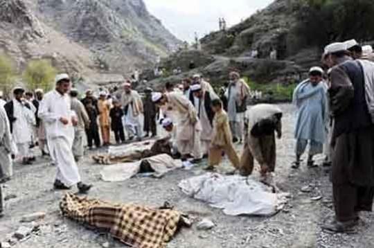 Militant Groups Clash in Pak, 24 Killed