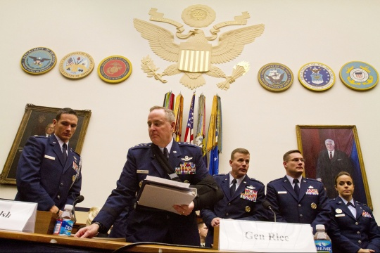Sexual Misconduct at US Base Stunning