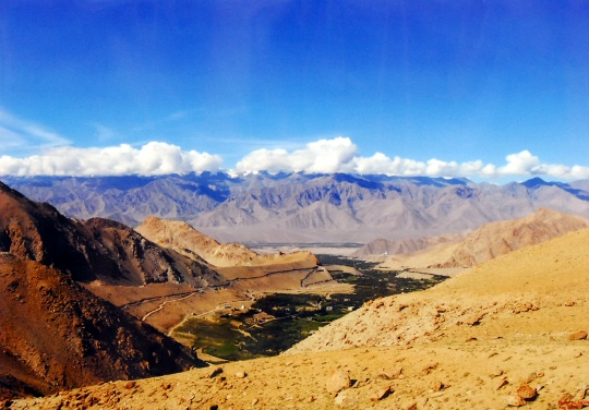 Ladakh, the Mountain Kingdom