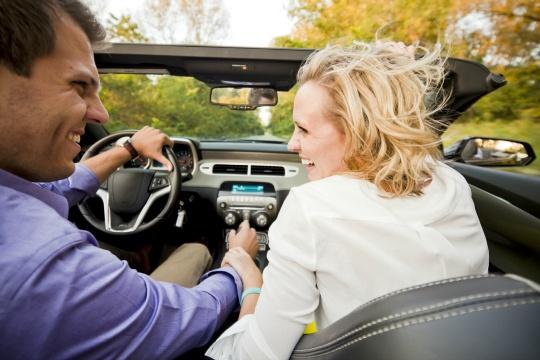 Men are Better Drivers than Women