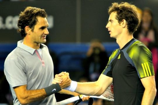 Murray Beats Federer, Reach Oz Open Final