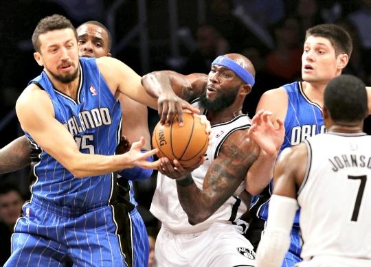 Nets Compound Orlando Magic Misery