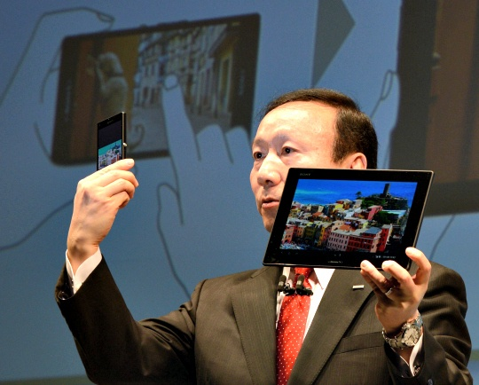 NTT DoCoMo to Launch Low-Cost Tablet in Japan