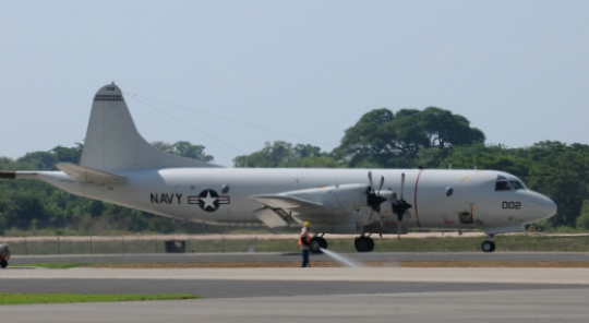 P3C Orion Aircraft