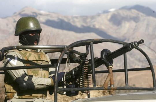 Pak Army Admits Terror is Enemy No. 1