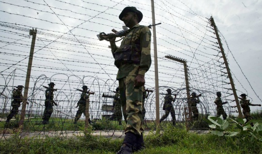 Pakistan Protests LoC Violation by India