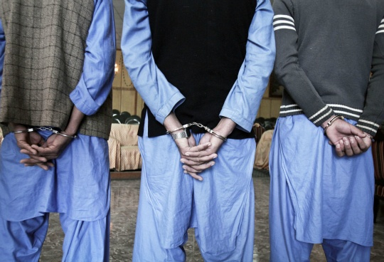 Pakistan to Free More Afghan Detainees