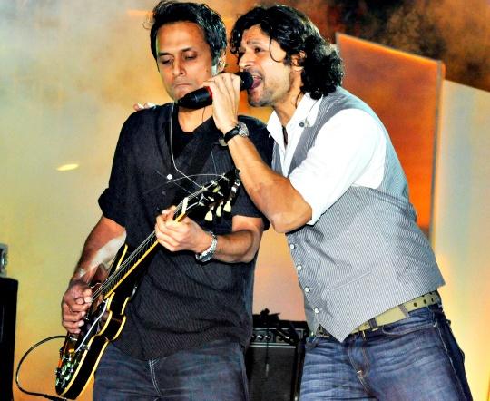 Pakistani Band Strings Back to Bollywood