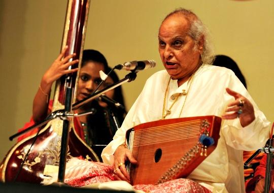 Pandit Jasraj to Perform at Shantiniketan