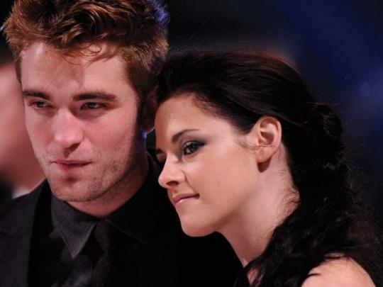 Stewart, Pattinson