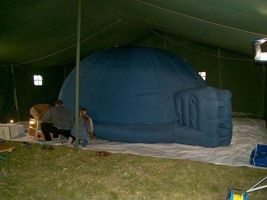 portable planetarium
