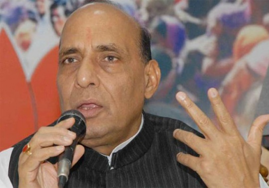 Does Rajnath Singh Have a Magic Potion for BJP?