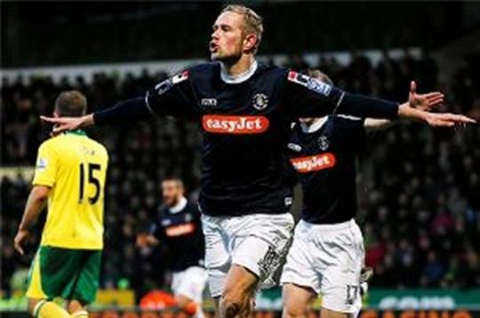 Luton Shock Norwich to Make History