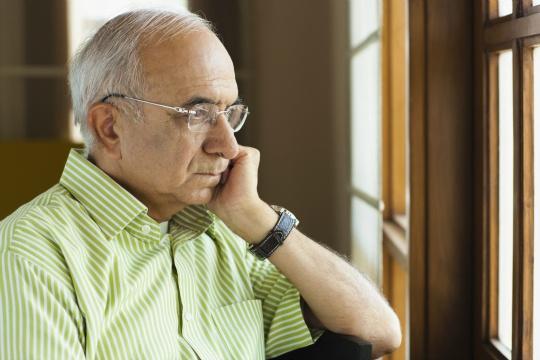 Senior Citizens in India Lonely, Resigned