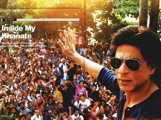When did SRK Become the Muslim Villain?