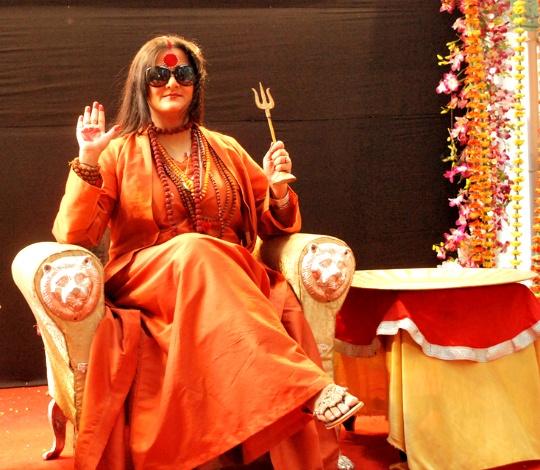 Smita Singh Returns to 'Hitler Didi'