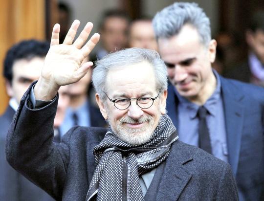 Steven Spielberg Named Filmmaker of the Year
