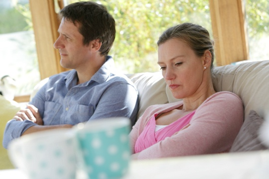 Symptoms of Divorce