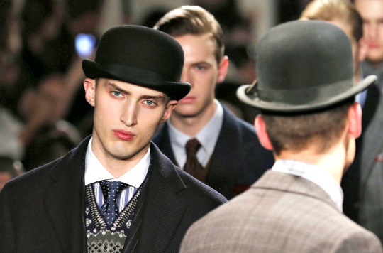 Vintage Fashion to Rule in 2013