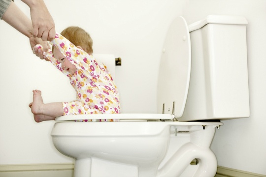 When and How to Toilet Train Your Kids