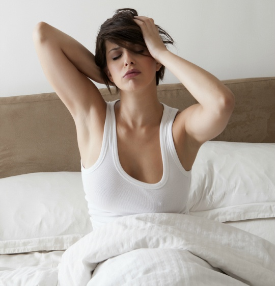 It's Official! Women Wake Up 'Grumpiest'