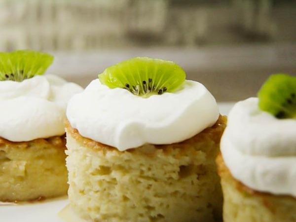 Healthy Dessert Recipe: Healthier Tres Leches Cake
