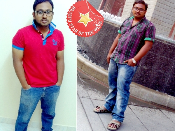 Health Star Of The Week: Ibrahim Wins The Battle Of The Bulge