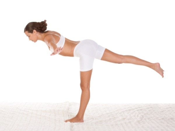 Improve Balance And Strengthen Muscles With Warrior 3 Pose