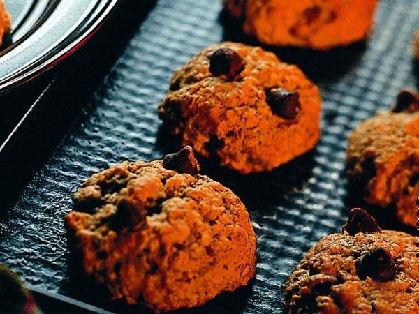 Healthy Snack Recipe: Secretly Healthy Chocolate Chip Cookies
