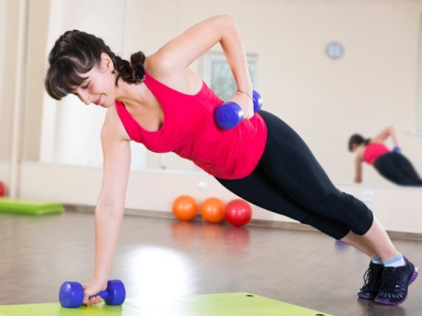 Video To Boost Strength And Improve Core