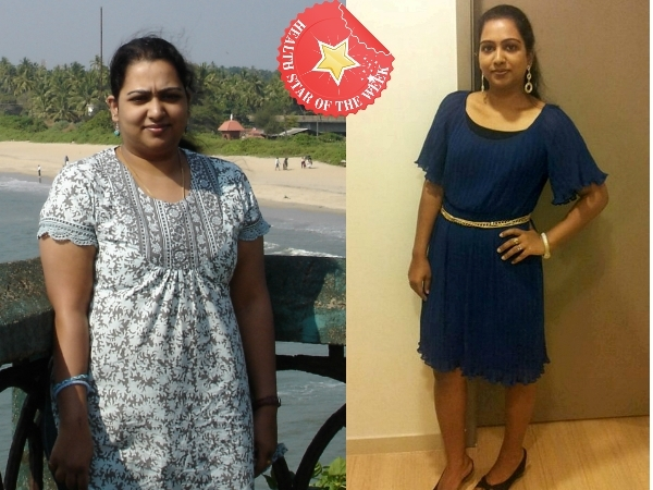 Health Star Of The Week: Vandana S Takes Baby Steps Towards Weight Loss